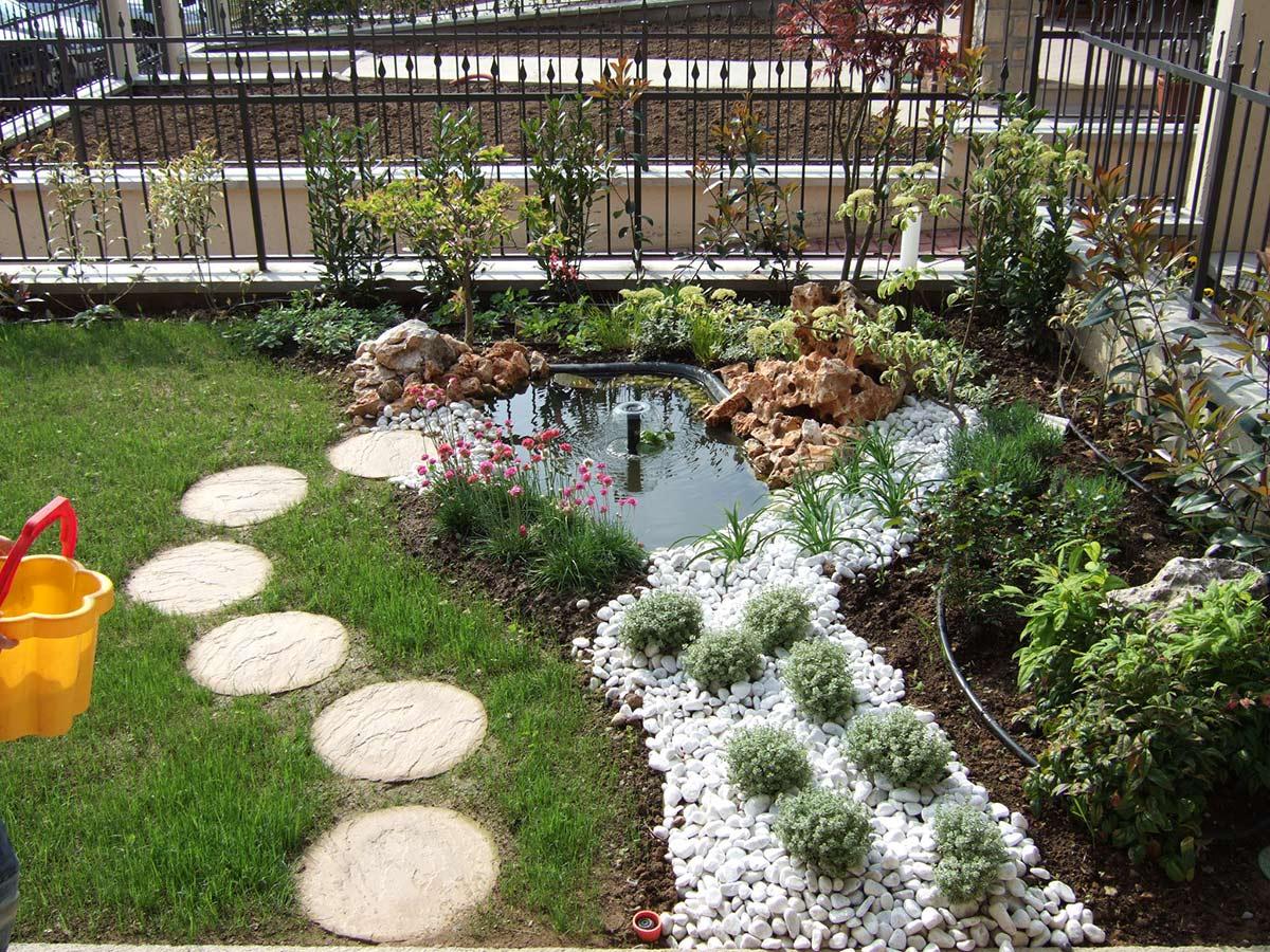 Giardiniere progettazione e manutenzione giardini a for Progetti di giardini