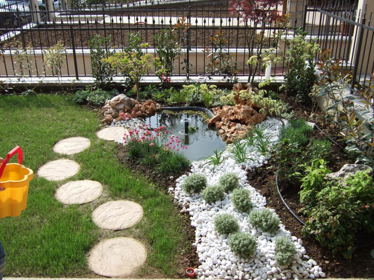 Gallery di il verde mariani giardiniere progettazione - Giardini privati progetti ...